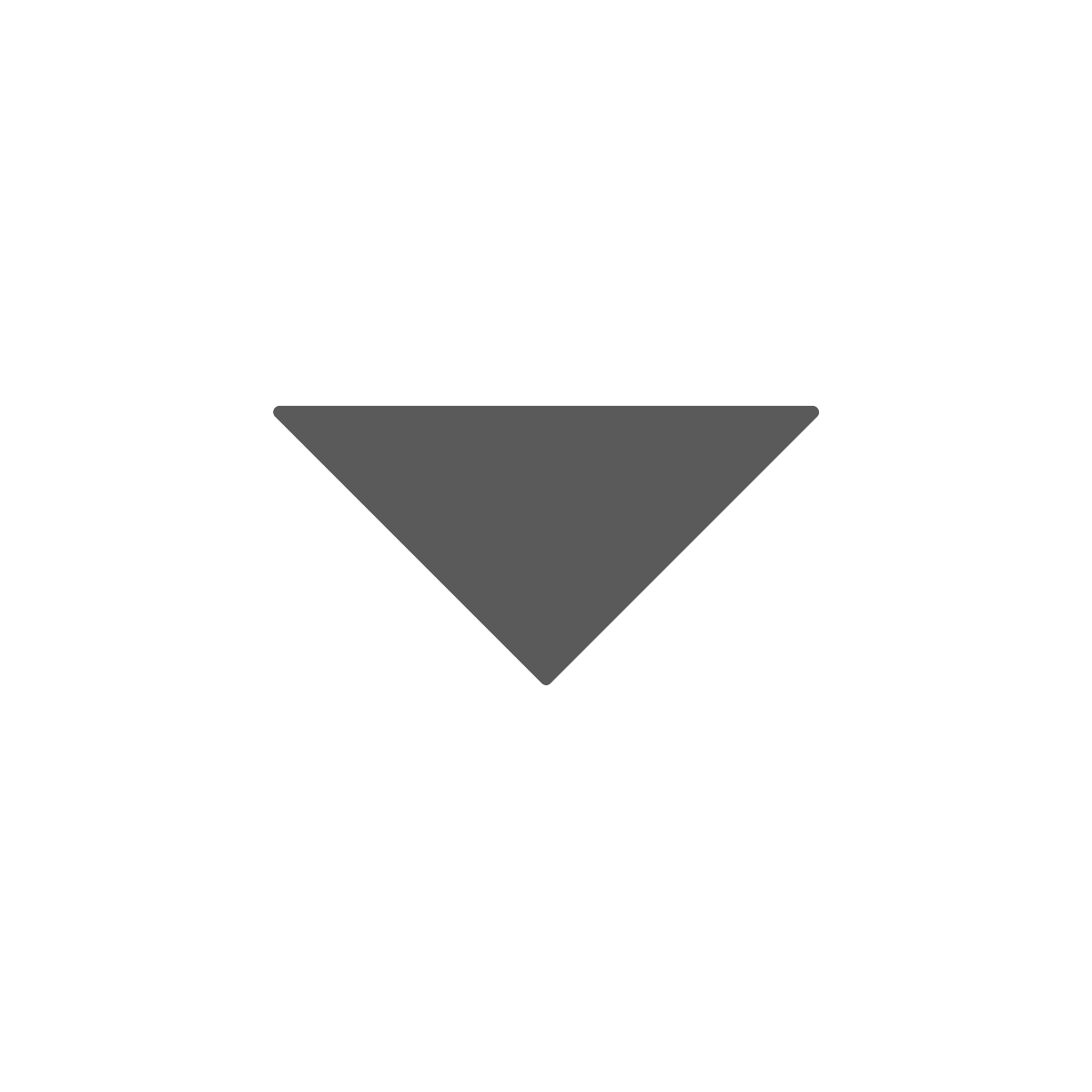 Video play button symbol